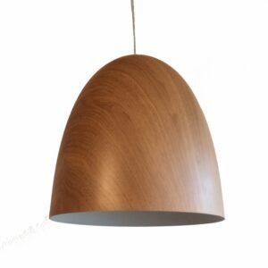 Basiclamp Hanglamp Wooden