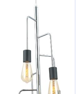 160050014-hanginglamp-chroom-zwart_1